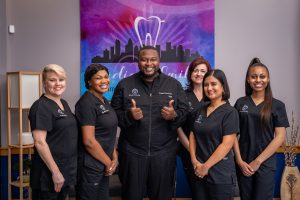 Radiant Smiles Family & Cosmetic Dentistry dental team