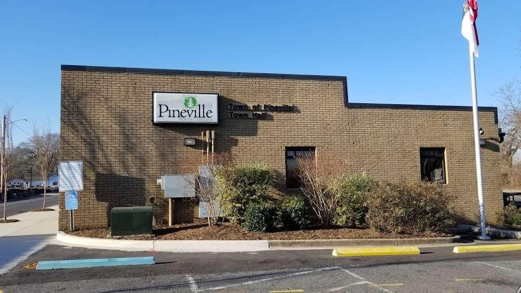 Pineville townhall